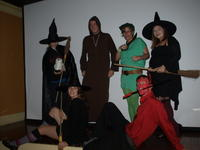 Highlight for Album: Halloween Social and Rep Elections 2009/2010