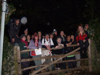 Highlight for Album: Cefn Bryn Night Hike 2007/2008