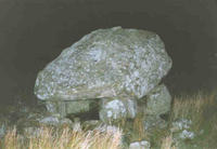 Highlight for Album: Cefn Bryn Night Hike 1999/2000