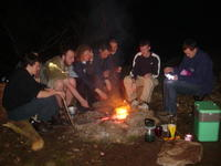 Highlight for Album: Exmoor 2004/2005 - Easter Camping Trip