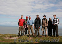 Highlight for Album: Exmoor 2007/2008 - Easter Camping Trip