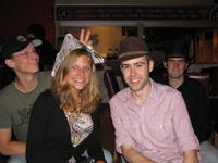 Highlight for Album: Hat Party (Start of Term Drinks)