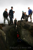 Highlight for Album: Peak District Weekend Away 2008/2009