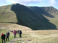 Highlight for Album: Pen-Y-Fan 2004/2005
