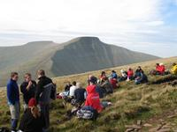 Highlight for Album: Pen-Y-Fan 2005/2006