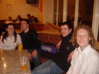 Highlight for Album: End of term drinks Easter - 2004/2005
