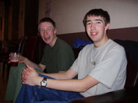 Highlight for Album: End of Term Drinks Easter - 2006/2007